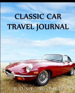 Classic Car Travel Journal Front Cover thumbnail