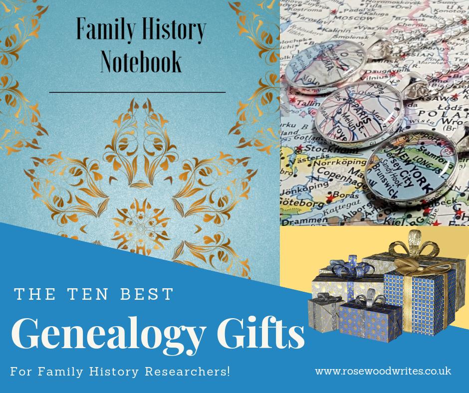 Best Genealogy Gifts